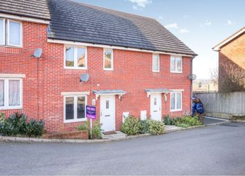 Thumbnail 3 bed terraced house for sale in Waterside Close, East Cowes