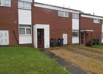 Thumbnail 3 bed terraced house to rent in Old Walsall Road, Great Barr, Birmingham