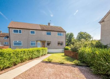 Thumbnail 2 bed semi-detached house for sale in Skye Road, Dunfermline