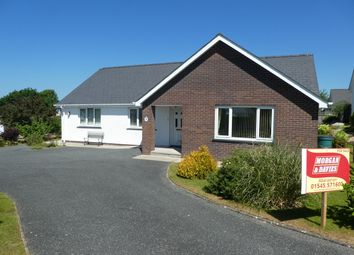 Thumbnail 3 bed detached bungalow for sale in Bryn Hyfryd, Pennant, Llanon