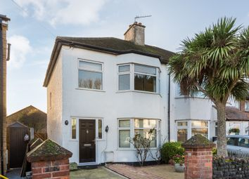 Thumbnail 3 bed semi-detached house for sale in Dickensons Lane, London