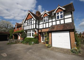 Thumbnail 5 bed semi-detached house for sale in Stane Street, Ockley, Dorking