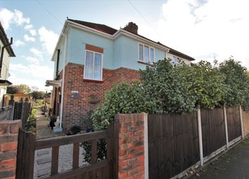 Thumbnail 3 bed semi-detached house for sale in Eden Grove Road, Byfleet, Surrey