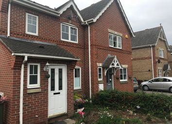 Thumbnail 3 bed detached house to rent in Stern Close, Barking