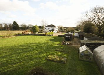 Thumbnail 4 bed detached house for sale in Sway Road, Pennington, Lymington