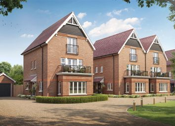 4 bed semi-detached house for sale in Montague Place, Keens Lane, Guildford, Surrey GU3