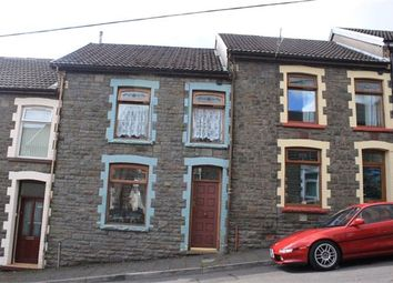 Thumbnail 3 bedroom terraced house for sale in Charles Street, Tonypandy, Rhondda Cynon Taff.