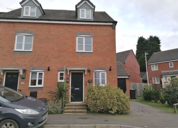 Thumbnail 3 bed property to rent in Bluebell Close, Hartshill, Nuneaton