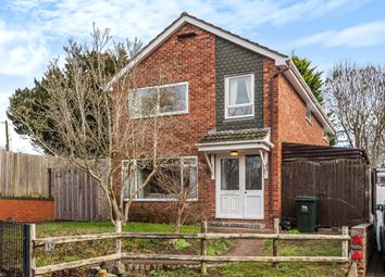 Thumbnail 4 bed detached house for sale in Orchard Way, Leigh, Worcester, Worcestershire