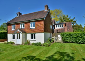 Thumbnail 5 bed detached house for sale in Sandy Lane, Watersfield, Pulborough