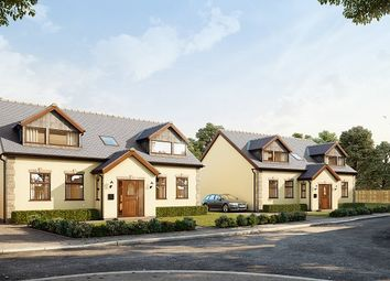 Thumbnail 4 bed detached house for sale in Plot 2 The Willows, Bryn Road, Loughor, Swansea, City And County Of Swansea.