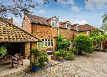 Thumbnail 4 bed cottage for sale in Squires Bridge Road, Shepperton, Surrey