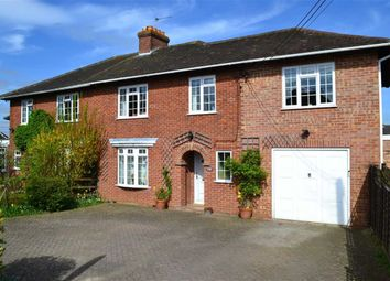 Thumbnail 4 bed semi-detached house for sale in Harold Road, Kintbury, Berkshire