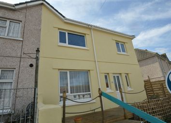 Thumbnail 4 bed end terrace house to rent in Bowles Road, Falmouth