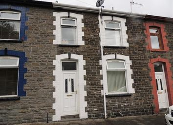Thumbnail 3 bed terraced house for sale in Standard View, Ynyshir, Porth