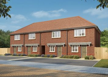 "Thumbnail 2 bed terraced house for sale in ""Avon"" at Homington Avenue, Coate, Swindon"