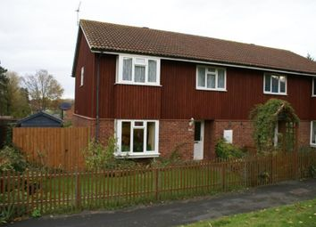 Thumbnail 4 bedroom semi-detached house to rent in Petingo Close, Newmarket