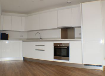 Thumbnail 1 bed flat to rent in Stanmore Place, London
