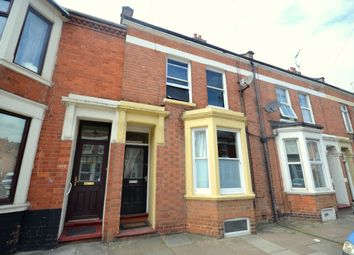 Thumbnail 4 bed terraced house for sale in Lea Road, Abington, Northampton