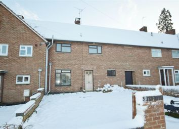 Thumbnail 3 bed terraced house for sale in Deepmore Road, Overslade, Rugby, Warwickshire