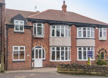 Thumbnail 4 bed semi-detached house for sale in High Storrs Drive, Sheffield