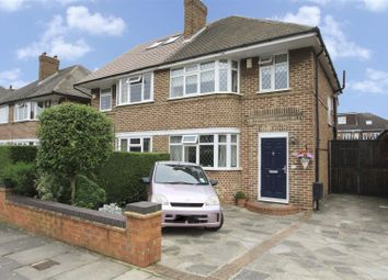 Thumbnail 3 bed semi-detached house for sale in Collins Drive, Ruislip