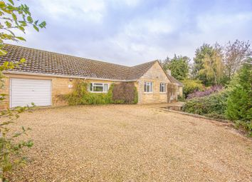 Thumbnail 4 bed detached bungalow for sale in Stoppers Hill, Brinkworth, Chippenham