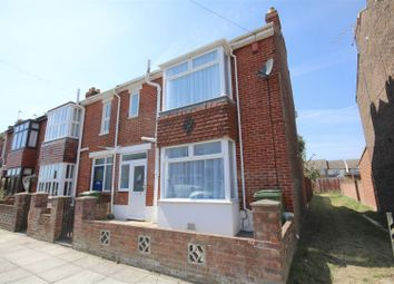 Thumbnail 3 bedroom end terrace house to rent in Petworth Road, Portsmouth