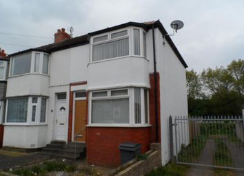 Thumbnail 2 bedroom end terrace house to rent in Highbank Avenue, Blackpool