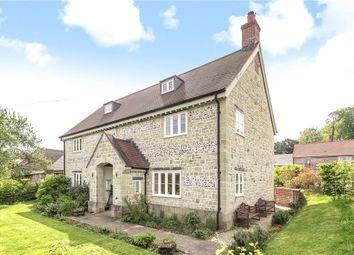 Thumbnail 6 bed detached house for sale in Iwerne Courtney, Blandford Forum
