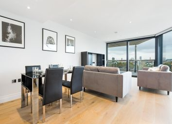 Thumbnail 2 bed flat for sale in Riverlight Four, Riverlight Quay, Nine Elms, London