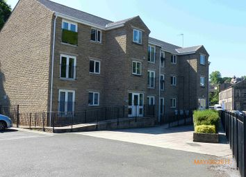 Thumbnail 2 bed flat for sale in Balme Road, Waterfield Fold, Cleckheaton, West Yorkshire.