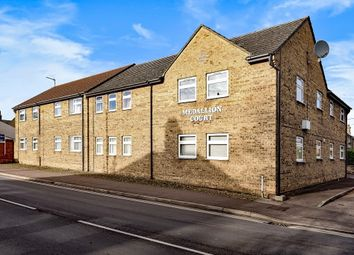 Thumbnail 1 bed flat to rent in Medallion Court, Cambridge Street, St Neots