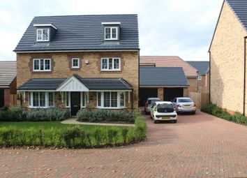 Thumbnail 5 bed property to rent in Cowley Meadow Way, Crick, Northampton