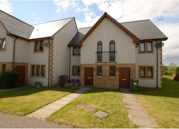 Thumbnail 2 bed terraced house for sale in Inshes Mews, Inverness