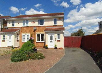 Thumbnail 3 bed semi-detached house for sale in Brookfield Way, Heanor