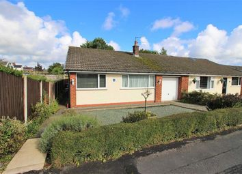 Thumbnail 2 bed semi-detached bungalow for sale in Cathrow Drive, New Longton, Preston