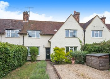 Thumbnail 3 bed terraced house for sale in The Crescent, St Ippolyts, Hitchin