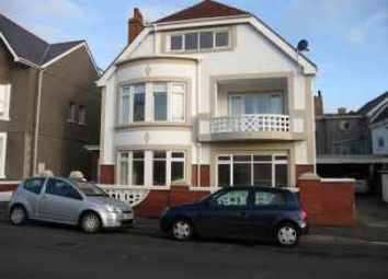 Thumbnail 1 bed flat to rent in Picton Avenue, Porthcawl