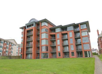 Thumbnail 2 bed flat for sale in The Penthouse, Admiral Heights, 164 Queens Promenade, Blackpool, Lancashire