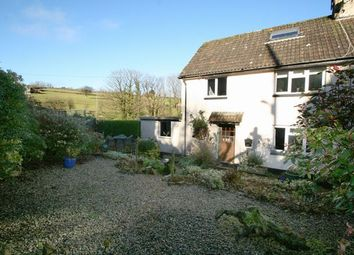 Thumbnail 3 bed semi-detached house for sale in Oakford, Tiverton