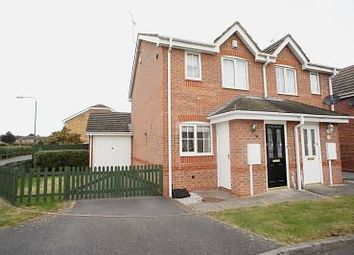 Thumbnail 2 bedroom semi-detached house to rent in Silverdale Close, Chellaston, Derby