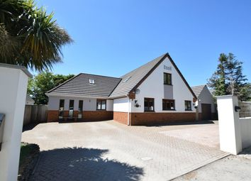 Thumbnail 5 bed detached house for sale in Cleavelands, Bude