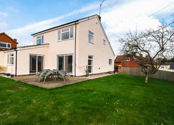 Thumbnail 5 bed detached house to rent in Clapgate, Albury, Ware