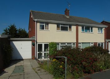 3 bed semi-detached house for sale in Heath Avenue, Penarth CF64