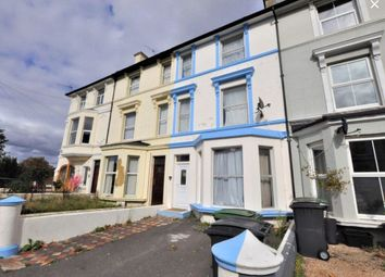 Thumbnail 4 bed terraced house for sale in Elphinstone Road, Hastings