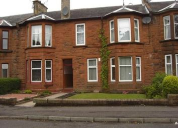 Thumbnail 1 bed flat to rent in Fairyhill Road, Kilmarnock