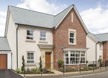 "Thumbnail 4 bed link-detached house for sale in ""Cambridge"" at The Green, Chilpark, Fremington, Barnstaple"