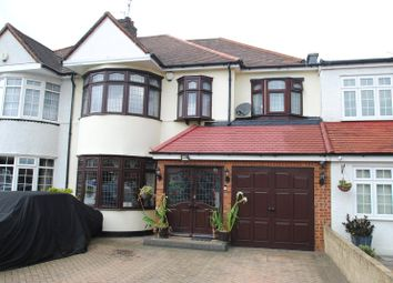 Thumbnail 4 bed terraced house for sale in Wensleydale Avenue, Ilford