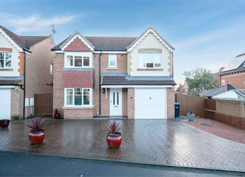 Thumbnail 5 bed detached house for sale in Flambard Drive, Bishop Auckland, Durham